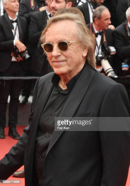 Alexandre Acardyt attends 'Amant Double ' Red Carpet Arrivals during the 70th annual Cannes Film Festival at Palais des Festivals on May 26 2017 in...