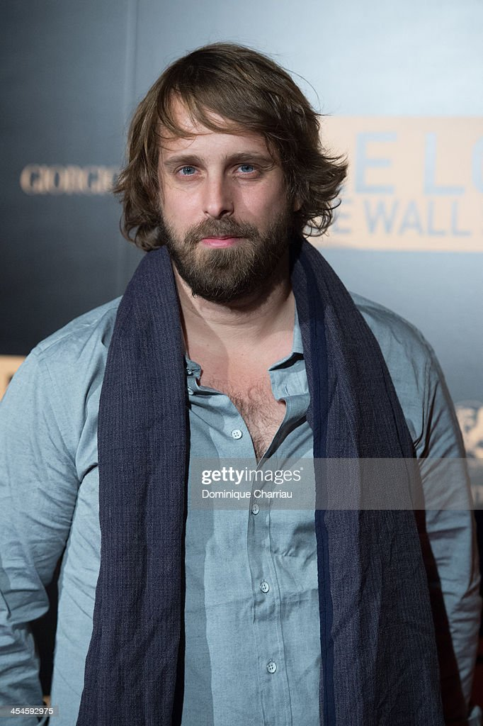 Alexandre Aja attends 'The Wolf of Wall Street' photocall at Palais Brogniart on December 9, 2013 in Paris, France.