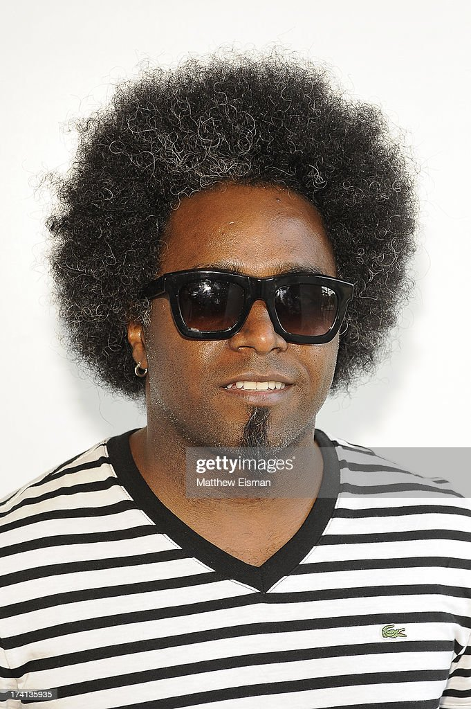 Alexandre Arrechea attends Hamptons Magazine celebrates an Evening of Banksy at Keszler Gallery on July 20, 2013 in Southampton, New York.