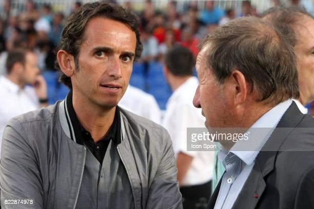 Alexandre BOMPARD Arles Avignon / Lens 2eme journee de Ligue 1 Parc des Sports Avignon