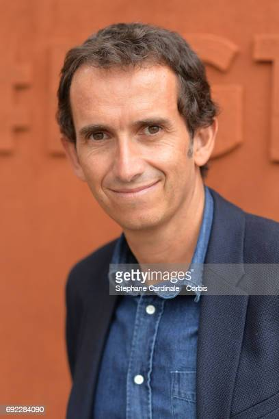 Alexandre Bompard attends the 2017 French Tennis Open Day Height at Roland Garros on June 4 2017 in Paris France