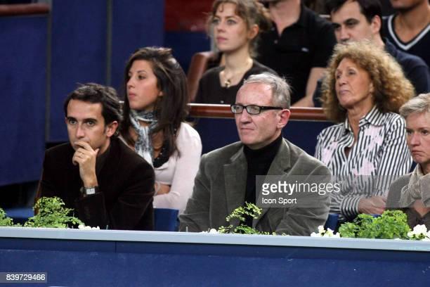 Alexandre BOMPARD / Bertrand MEHEUT 1/2 finale Masters Series Paris Bercy 2007