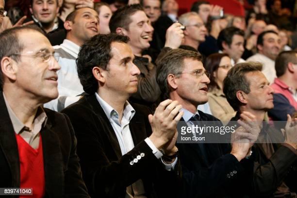 Alexandre BOMPARD / Gilles MORETTON ASVEL / Nancy 13e journee Pro A