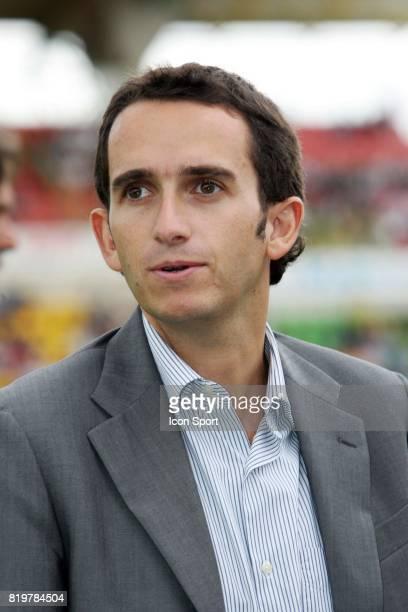 Alexandre BOMPARD Le Mans / Lyon 1ere journee Ligue1 Stade Leon Bollee Football