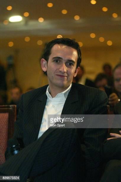Alexandre BOMPARD Rachat du Paris St Germain Conference de Presse Siege du PSG Parc des Princes