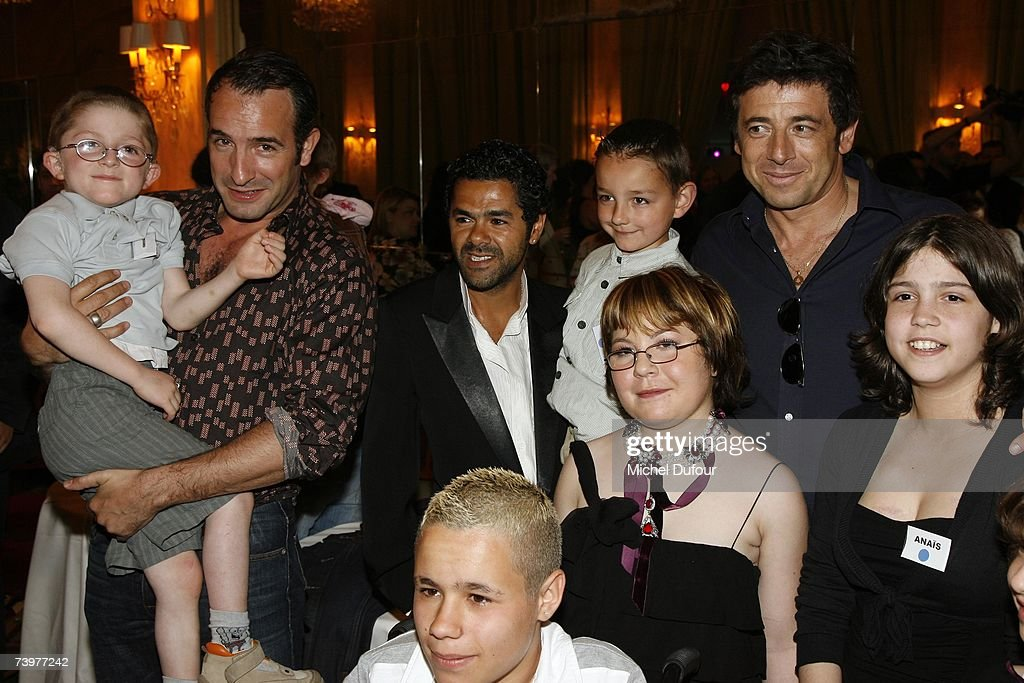 Dreams of children charity gala getty images for Alexandre dujardin