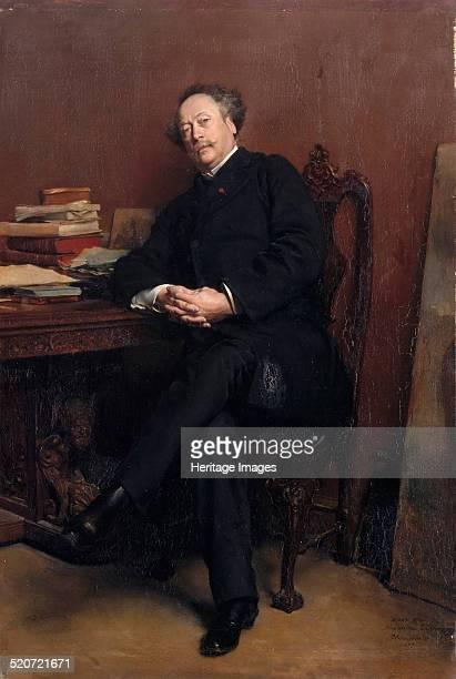 Alexandre Dumas fils Found in the collection of Musée de l'Histoire de France Château de Versailles