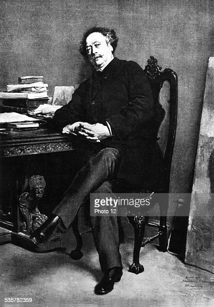 Alexandre Dumas fils France Musée de Versailles