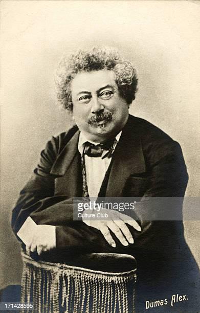 Alexandre Dumas French Writer