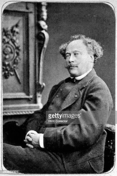 Alexandre Dumas the Younger French writer His novel La dame aux camelias was the basic story for Giuseppe Verdi's opera 'La Traviata'