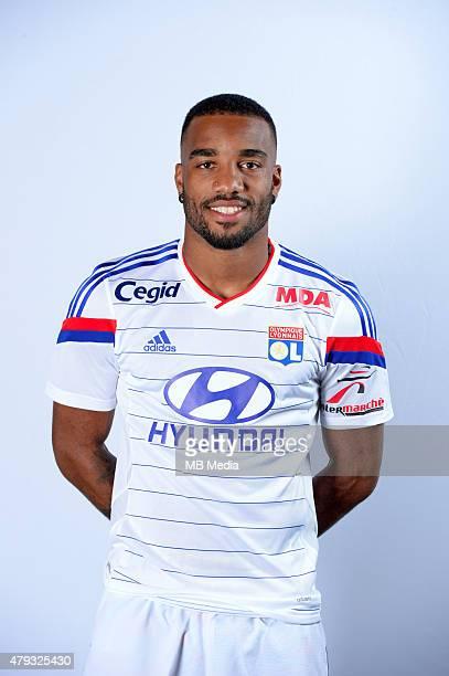 Alexandre LACAZETTE Portrait Officiel Lyon Icon Sport/MB Media