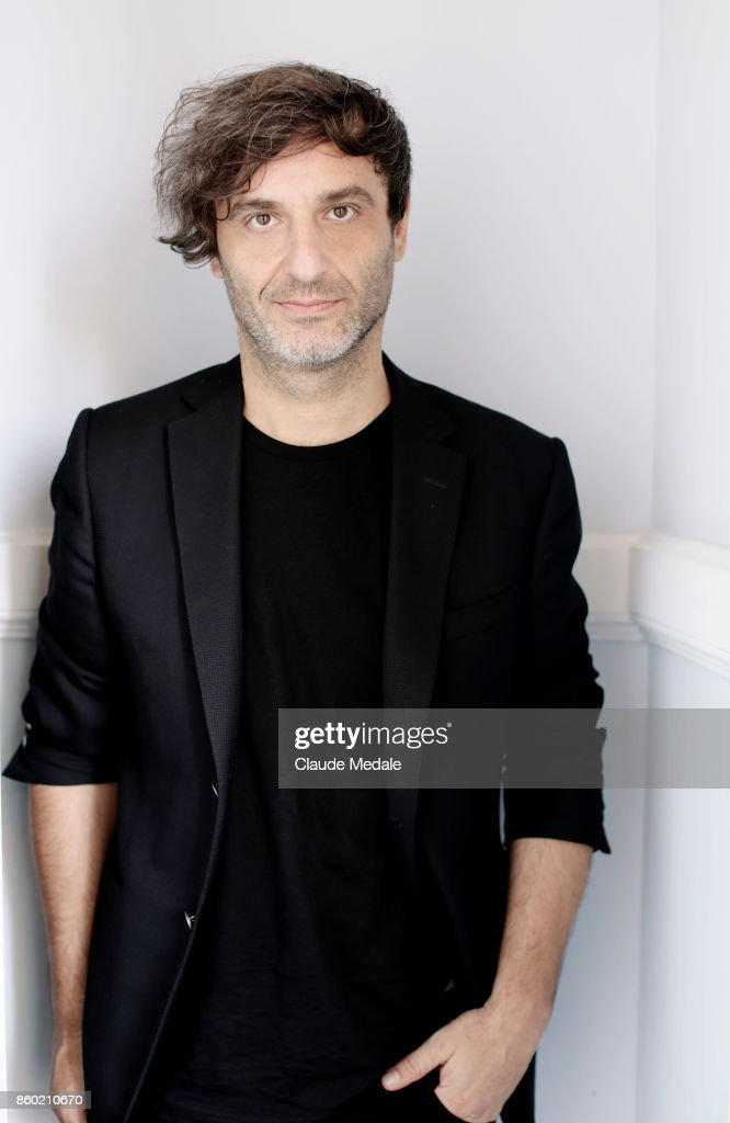 Alexandros Avranas Portrait Session - 65th San Sebastian Film Festival