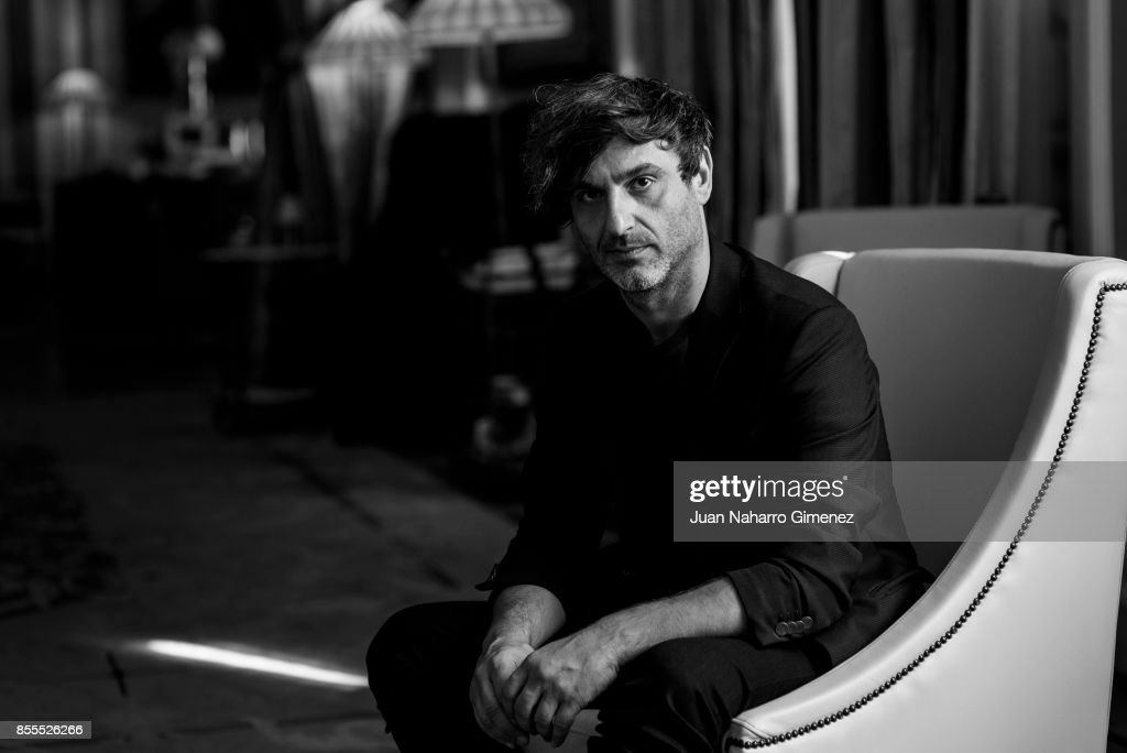 Alexandros Avranas poses for a portrait session during 65th San Sebastian Film Festival on September 26, 2017 in San Sebastian, Spain.