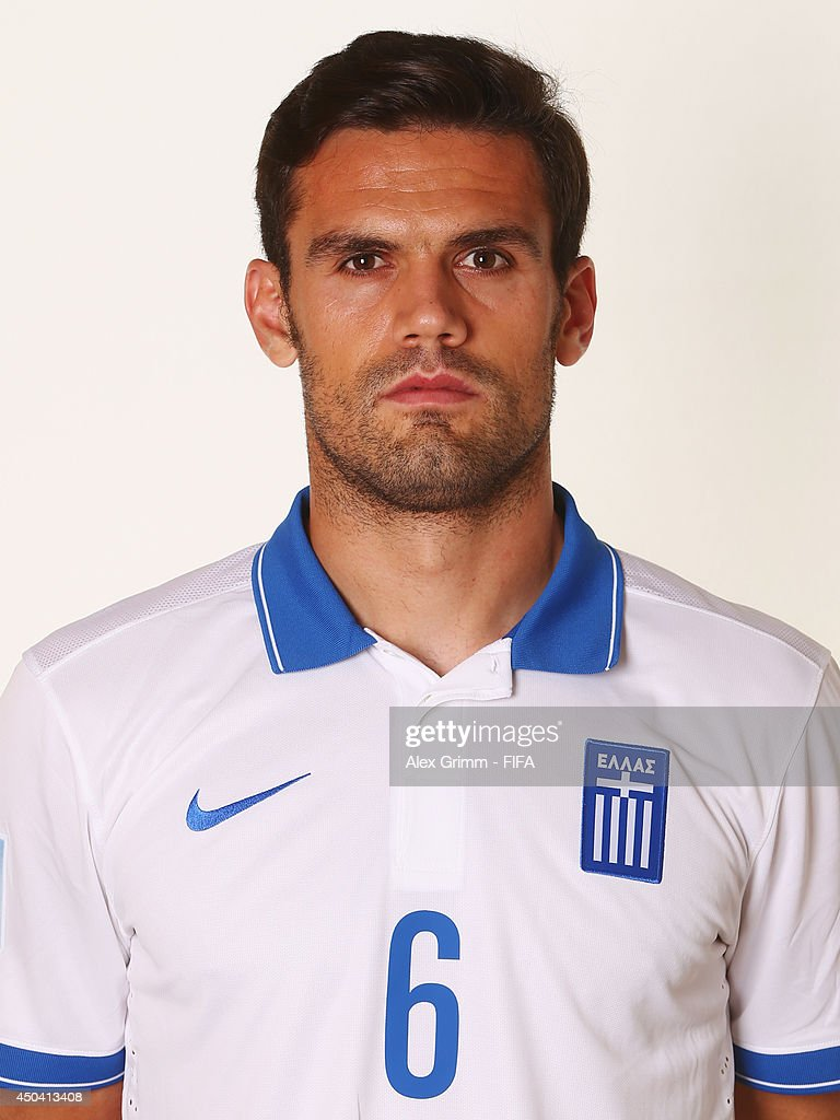 Greece Portraits - 2014 FIFA World Cup Brazil