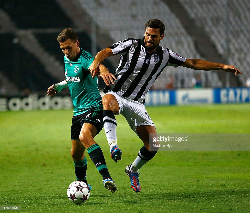 PAOK Saloniki v FC Schalke 04 - UEFA Champions League Play-offs: Second Leg