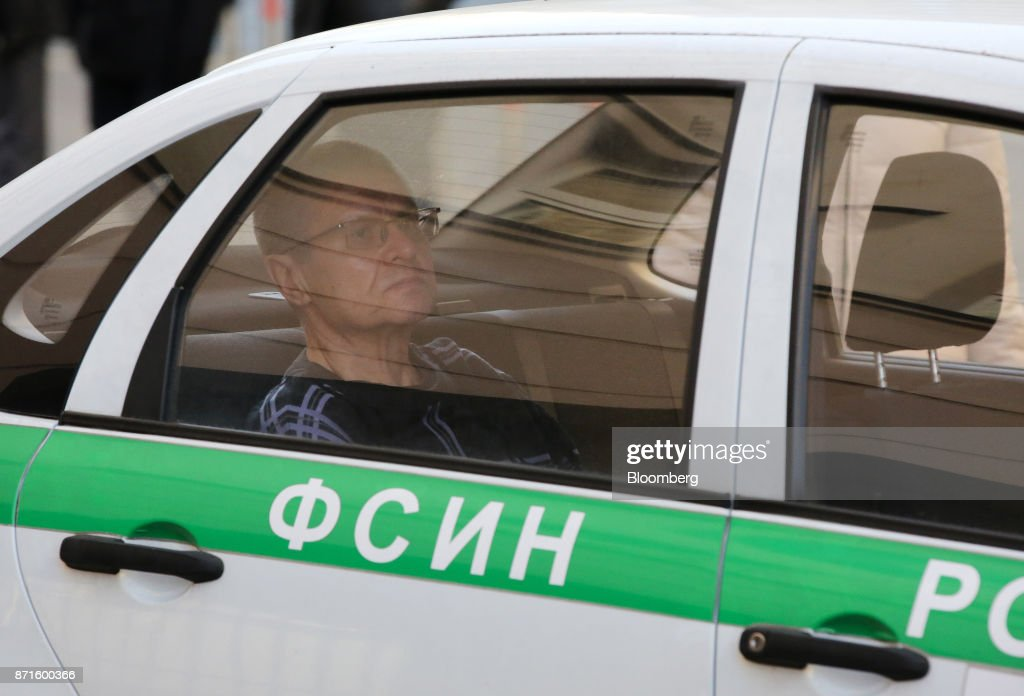 Former Russian Economy Minister Alexei Ulyukayev Trial