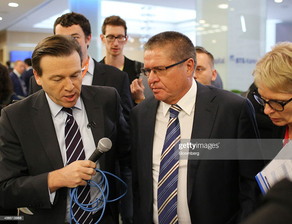 Russia's VTB Capital Forum Day Two