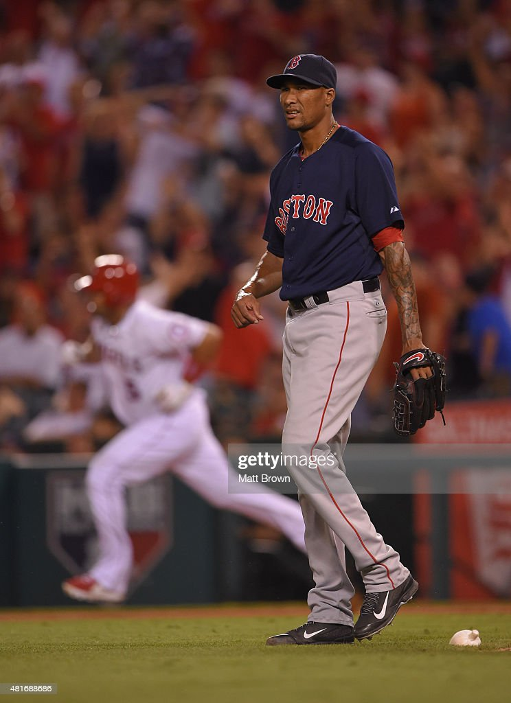 Boston Red Sox v Los Angeles Angels of Anaheim - Game Two