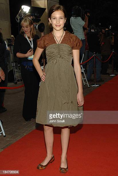 Alexia Fast during 31st Annual Toronto International Film Festival 'Fido' Premiere at Roy Thompson Hall in Toronto Ontario Canada