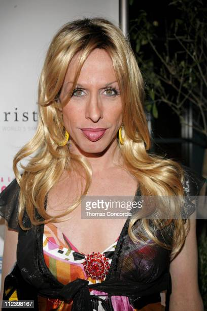 Alexis Arquette during 6th Annual Tribeca Film Festival 'Alexis Arquette She's My Brother' After Party at Fig Olive Downtown in New York City New...