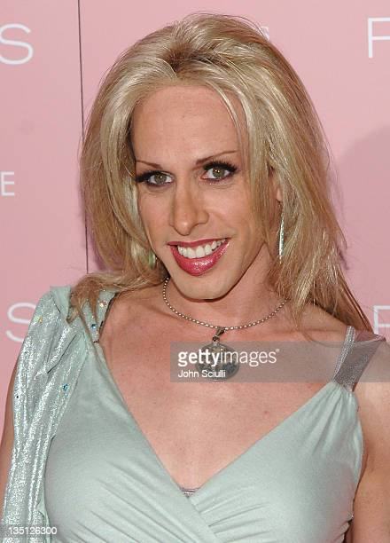 Alexis Arquette during Paris Hilton's CD Release Party at Privilege Arrivals at Privilege in West Hollywood California United States
