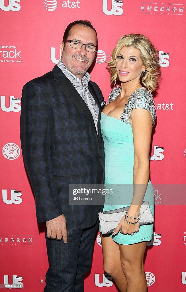 <a gi-track='captionPersonalityLinkClicked' href=/galleries/search?phrase=Alexis+Bellino&family=editorial&specificpeople=6544408 ng-click='$event.stopPropagation()'>Alexis Bellino</a> and Jim Bellino attend the Us Weekly's Annual Hot Hollywood Style Issue Party at The Emerson Theatre on April 18, 2013 in Hollywood, California.