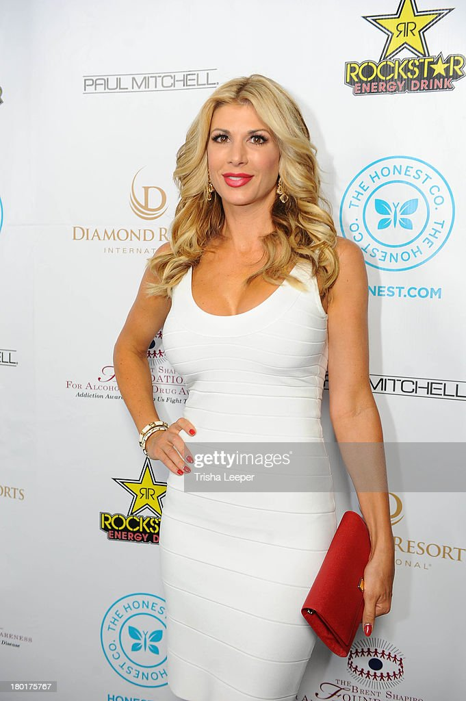 Alexis Bellino attends Brent Shapiro Foundation Summer Spectacular on September 7 2013 in Los Angeles California
