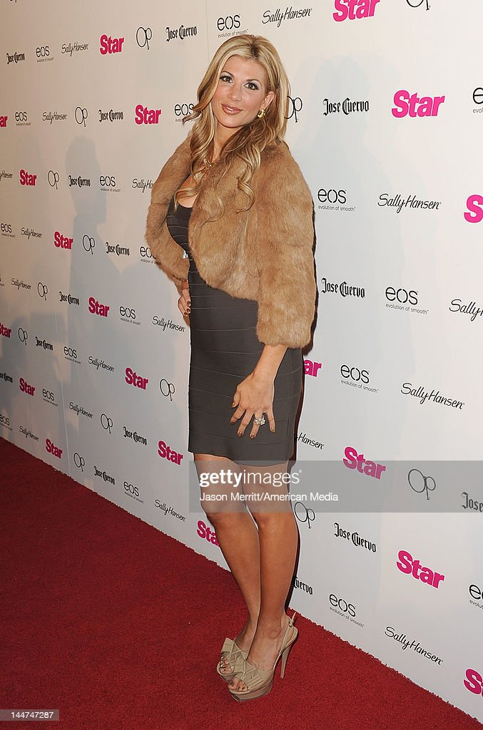 <a gi-track='captionPersonalityLinkClicked' href=/galleries/search?phrase=Alexis+Bellino&family=editorial&specificpeople=6544408 ng-click='$event.stopPropagation()'>Alexis Bellino</a> attends Star All-Hollywood Party at AV Nightclub on April 24, 2012 in Los Angeles, California.