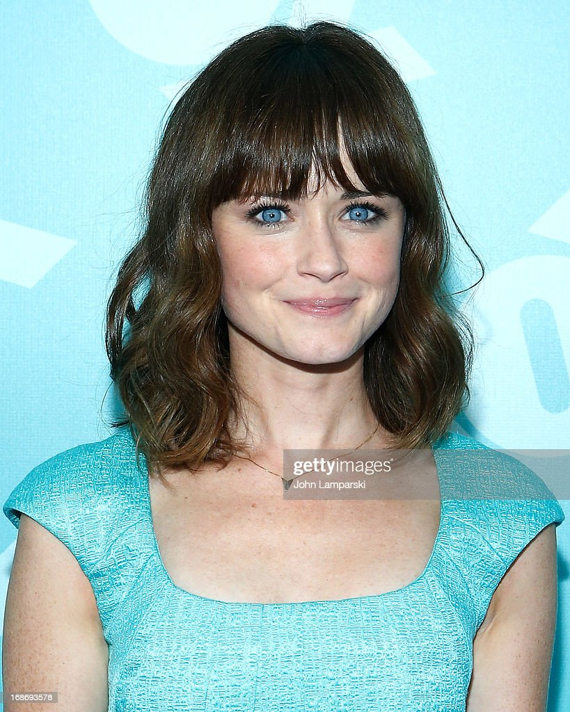 Alexis Bledel attends the FOX 2103 Programming Presentation Post-Party at Wollman Rink - Central Park on May 13, 2013 in New York City.