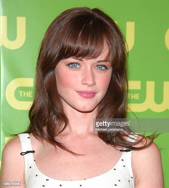 Alexis Bledel during The CW 20062007 Prime Time Preview at Madison Square Garden in New York City New York United States