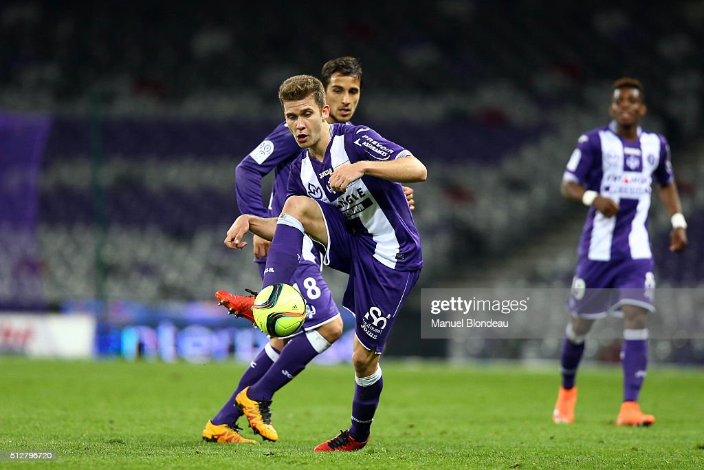Toulouse FC v Stade Rennais - Ligue 1