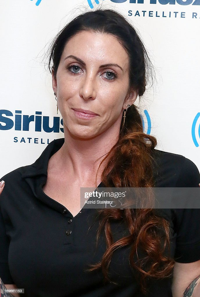 Alexis DeJoria visits the SiriusXM Studios on May 30, 2013 in New York City.