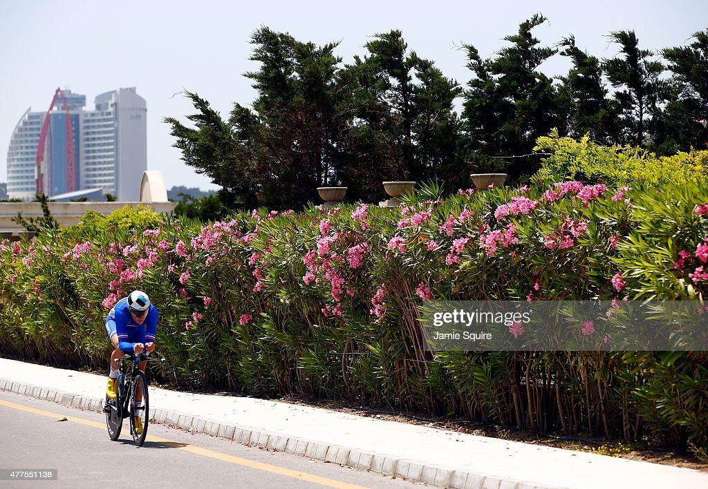Road Cycling Day 6: Baku 2015 - 1st European Games