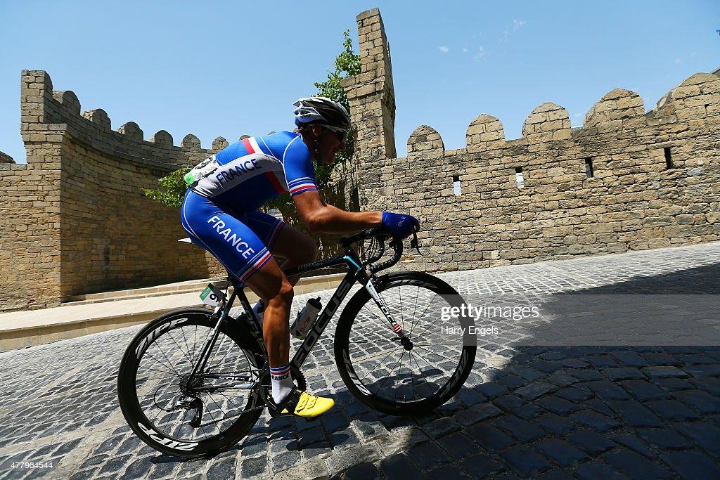 Road Cycling Day 9: Baku 2015 - 1st European Games