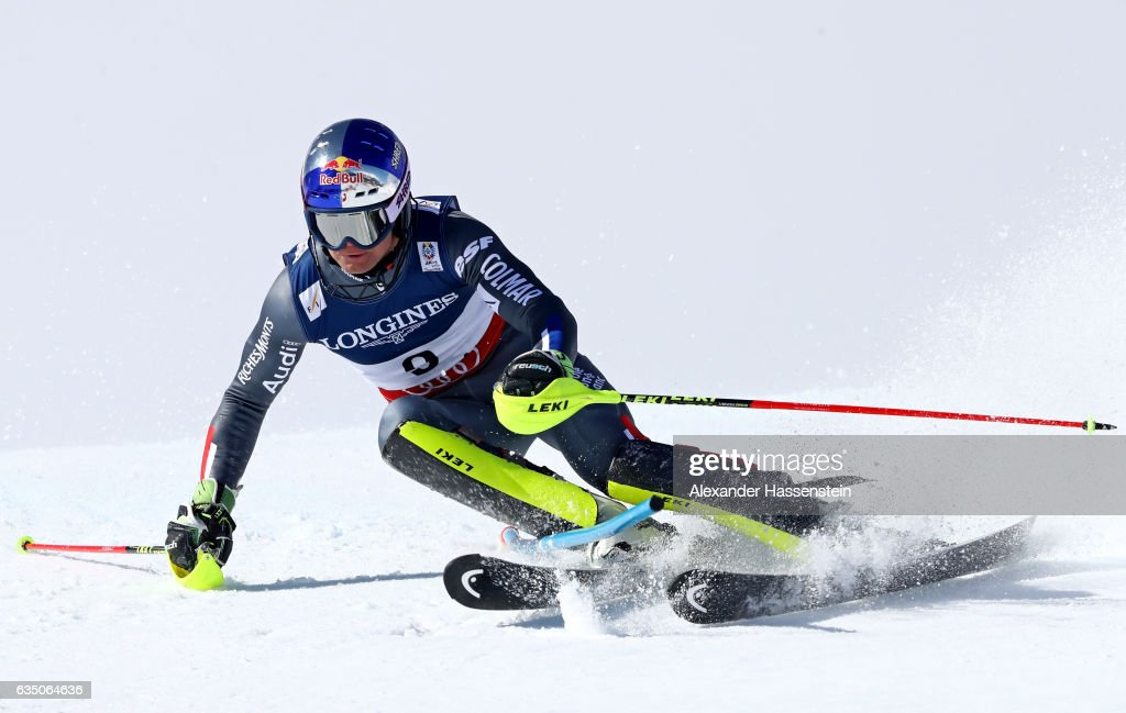 FIS World Ski Championships - Men's Combined