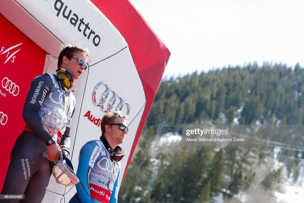 Audi FIS Alpine Ski World Cup - Men's and Women's Team Event