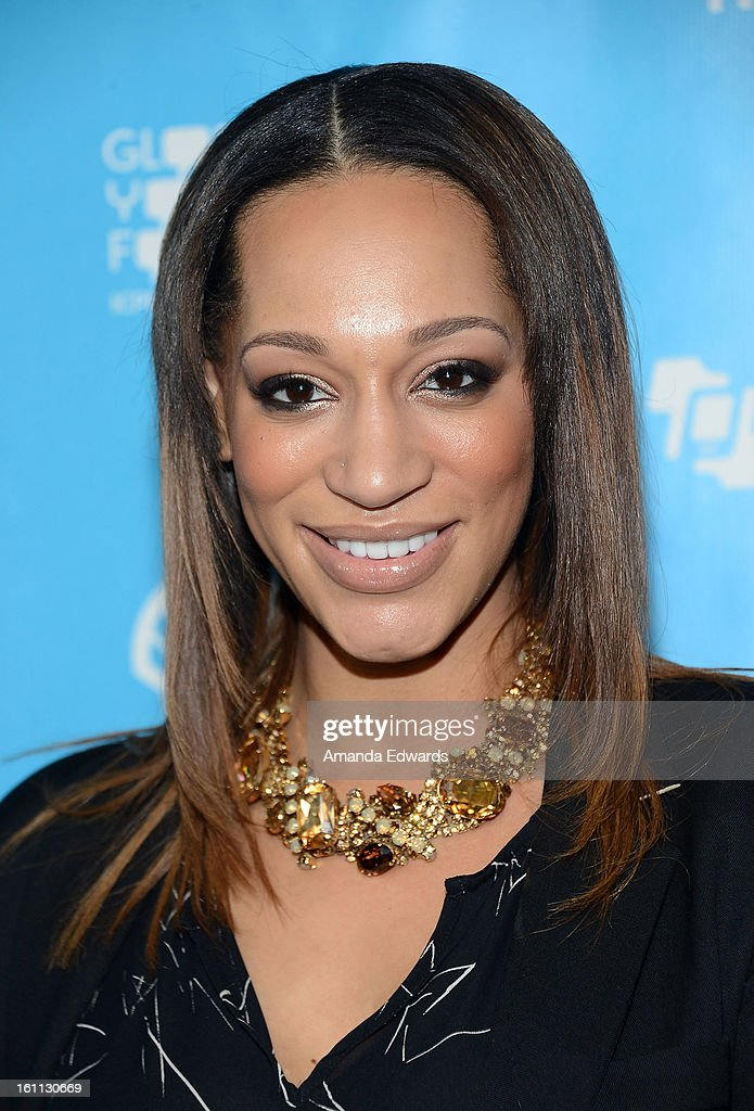 Alexis Stoudemire arrives at the United Nations Foundation's 'mPowering Action' Innovative Mobile Platform launch party at The Conga Room at L.A. Live on February 8, 2013 in Los Angeles, California.