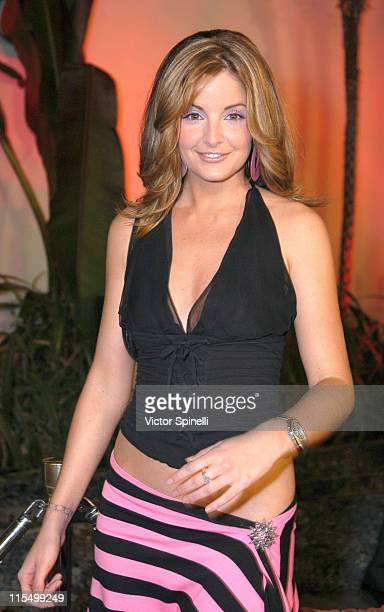 Alexis Thorpe during NBC Launches 'Days of Our Lives' Serial Murder Mystery Storyline at Arclight Cinerama Dome in Hollywood California United States