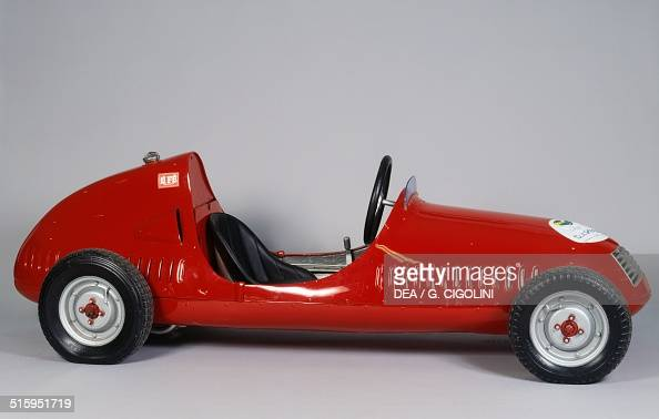 Alfa Romeo pedal car 1938 Italy 20th century