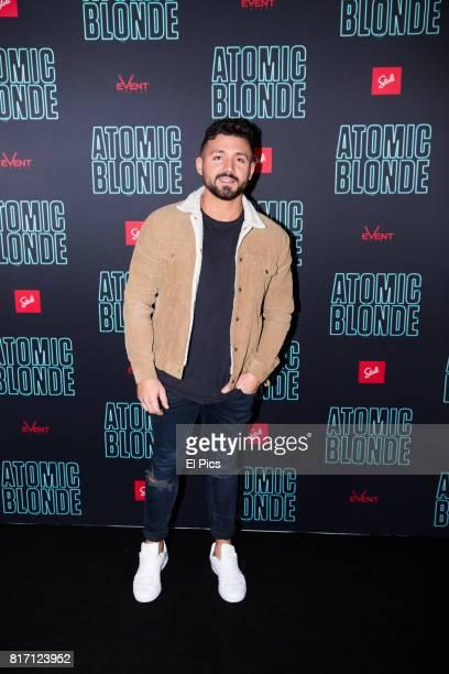 Alfie Arcuri attends the Atomic Blonde Film Screening at Event Cinemas George Street on July 5 2017 in Sydney Australia