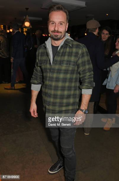 Alfie Boe attends the press night after party for 'Big Fish The Musical' at The Other Palace on November 8 2017 in London England