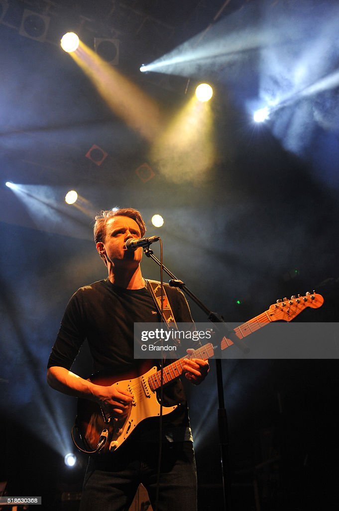 Alfie Connor performs on stage at KOKO on April 1 2016 in London England