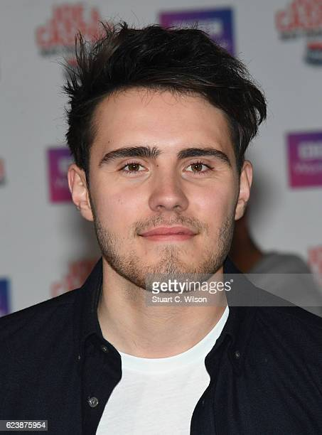 Alfie Deyes attends the UK Premiere of 'Joe Casper Hit The Road USA' at Cineworld Leicester Square on November 17 2016 in London England