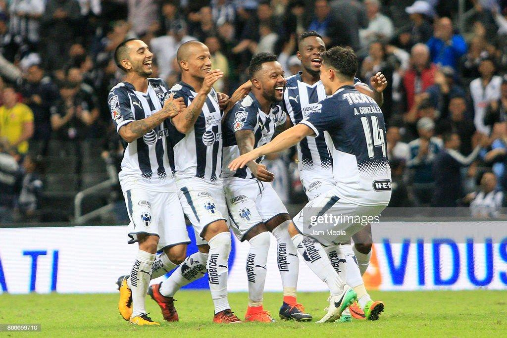 Monterrey v Leones Negros - Copa MX Apertura 2017