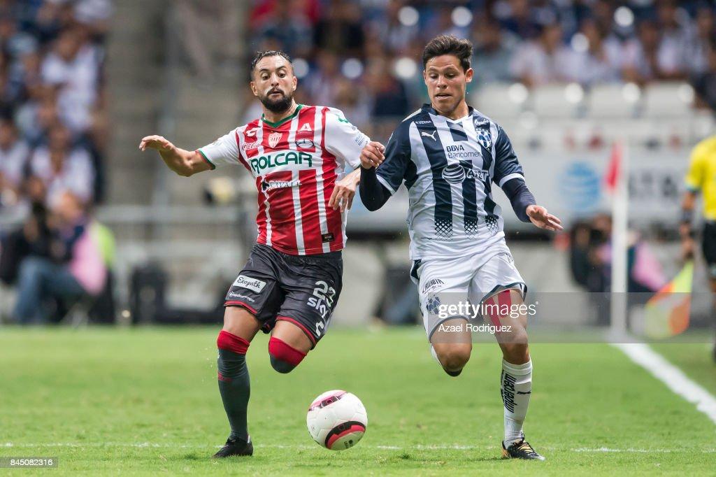 Monterrey v Necaxa - Torneo Apertura 2017 Liga MX