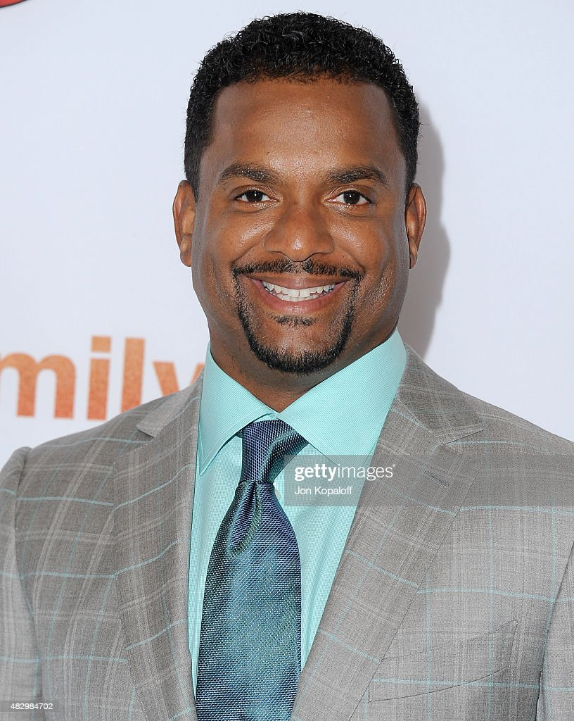 <a gi-track='captionPersonalityLinkClicked' href=/galleries/search?phrase=Alfonso+Ribeiro&family=editorial&specificpeople=628950 ng-click='$event.stopPropagation()'>Alfonso Ribeiro</a> arrives at Disney ABC Television Group's 2015 TCA Summer Press Tour at the Beverly Hilton Hotel on August 4, 2015 in Beverly Hills, California.