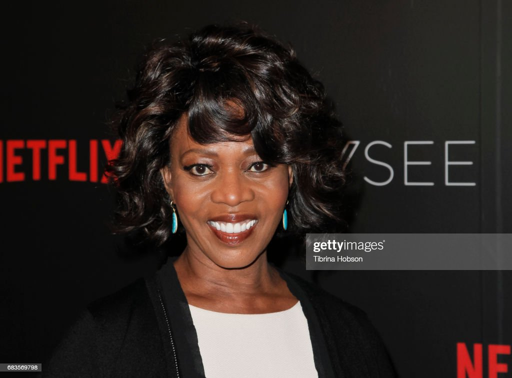Alfre Woodard attends Netflix's 'Luke Cage' FYC event at Netflix FYSee Space on May 15, 2017 in Beverly Hills, California.