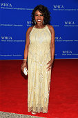 Alfre Woodard attends the 101st Annual White House Correspondents' Association Dinner at the Washington Hilton on April 25 2015 in Washington DC