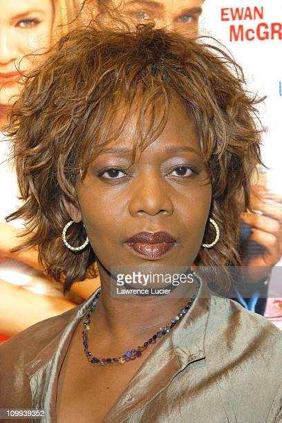 Alfre Woodard during 2003 Tribeca Film Festival Down With Love Premiere at Tribeca Performing Arts Center in New York City New York United States