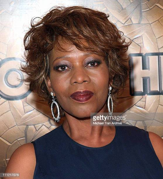 Alfre Woodard during HBO 2006 Golden Globes After Party Arrivals at Beverly Hills Hilton in Beverly Hills California United States